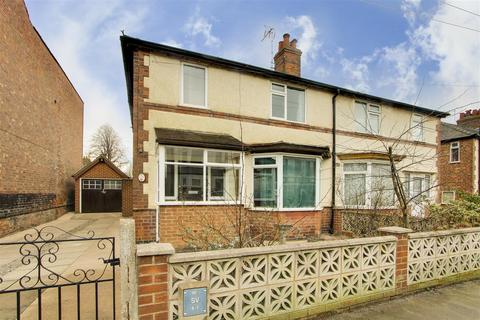 3 bedroom semi-detached house for sale - Chandos Street, Netherfield, Nottinghamshire, NG4 2NA