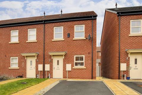 2 bedroom end of terrace house for sale - Spinning Drive, Sherwood, Nottinghamshire, NG5 3JJ