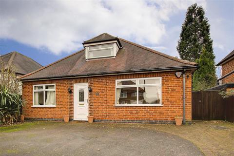 3 bedroom detached bungalow for sale - Somersby Road, Woodthorpe, Nottinghamshire, NG5 4LW