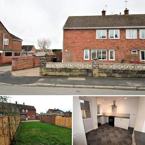 3 bedroom semi-detached house for sale - Dunley Way, Lutterworth