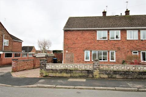 3 bedroom semi-detached house for sale - Dunley Way, Lutterworth