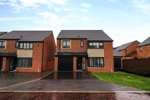 4 bedroom detached house for sale - Walkerfield Court, Newcastle Upon Tyne