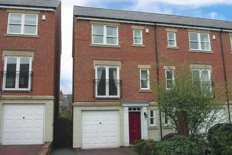 3 bedroom townhouse for sale - St Nicholas Mews, Milford Street, Derby