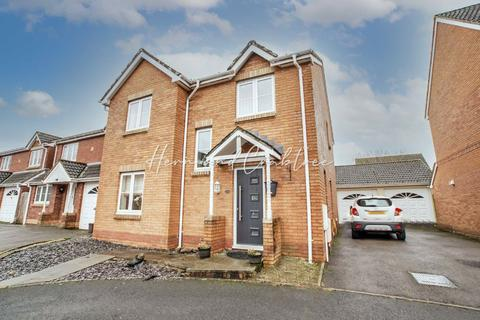4 bedroom detached house for sale - Enbourne Drive, Pontprennau, Cardiff