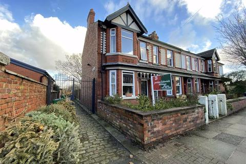 3 bedroom end of terrace house to rent - Titterington Avenue, Chorlton