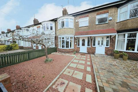 3 bedroom terraced house for sale - Bricknell Avenue, Hull