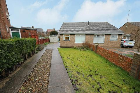 2 bedroom semi-detached bungalow for sale - Burbage Avenue, Hull