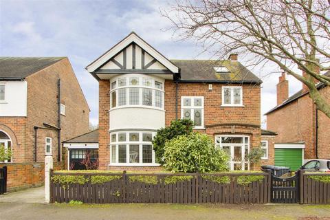 4 bedroom detached house for sale - St. Helens Road, West Bridgford, Nottinghamshire, NG2  6EX