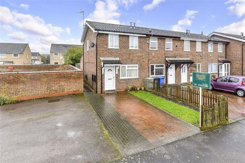 2 bedroom end of terrace house for sale - Dickens Drive, Kettering