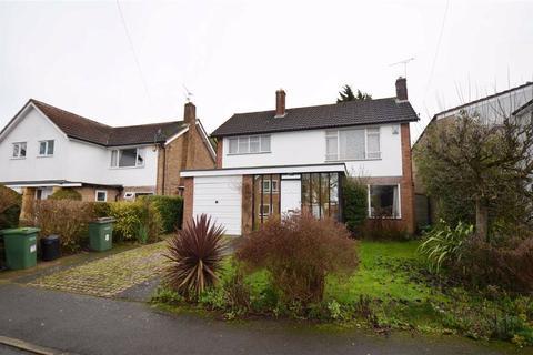 3 bedroom detached house for sale - Honeybourne Close, Oadby
