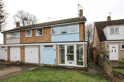 4 bedroom semi-detached house for sale - Leaders Way, Newmarket