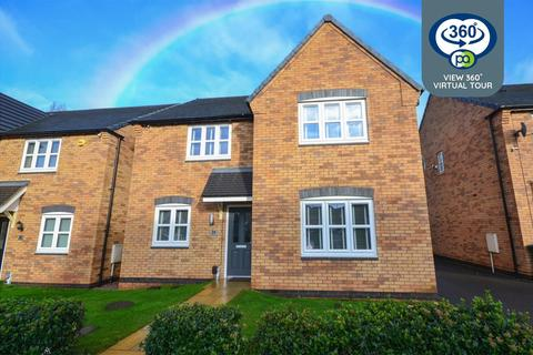 4 bedroom detached house for sale - Old Farm Lane, Longford, Coventry