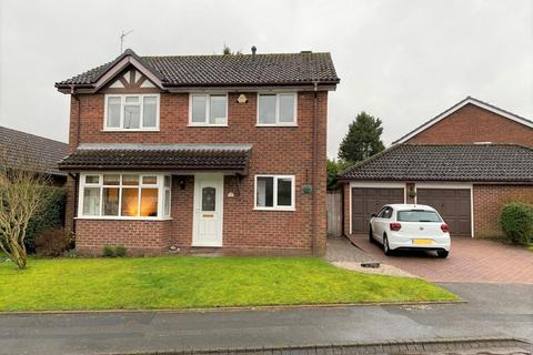 4 bedroom detached house for sale - Whitford Drive, Monkspath, Solihull, B90 4YG