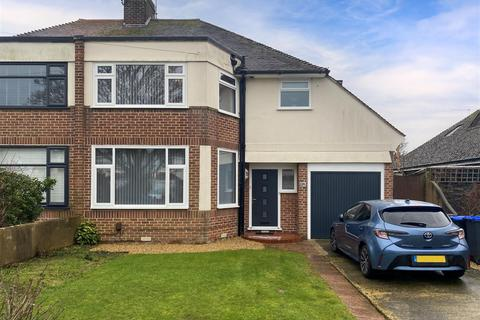 3 bedroom semi-detached house for sale - Trent Road, Goring-By-Sea, Worthing