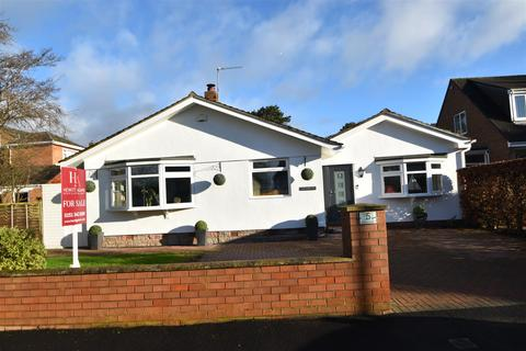 4 bedroom detached bungalow for sale - Crossley Drive, Heswall, Wirral