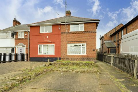 2 bedroom semi-detached house for sale - Portland Road, Hucknall, Nottinghamshire, NG15 7SF