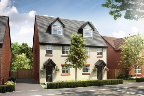 3 bedroom semi-detached house for sale - The Alton G Plot 165 at Cherry Tree Park, Crewe Road, East Shavington CW2