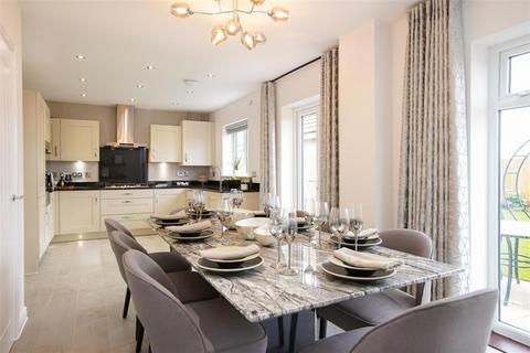 5 bedroom detached house for sale - The Garrton - Plot 18 at St Crispin's Place, Upton Lodge, Land off Berrywood Drive NN5