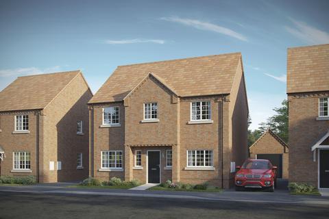 4 bedroom detached house for sale - Plot 10, The Misbourne at Duston Gardens, Bants Lane, Duston NN5