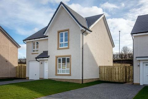 Barratt Homes - Braes of Yetts - Plot 98, Cairns End at Wallace Fields Ph2, Auchinleck Road, Robroyston G33