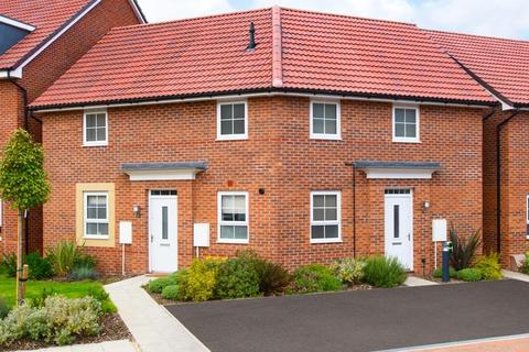 2 bedroom terraced house for sale - Plot 89, Hadleigh at City Heights, Somerset Avenue, Leicester, LEICESTER LE4