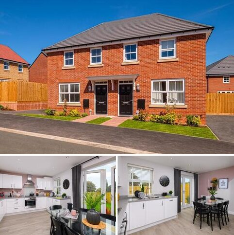3 bedroom semi-detached house for sale - Plot 5, Archford at Oughtibridge Valley, Sheffield, Main Road, Wharncliffe Side, SHEFFIELD S35