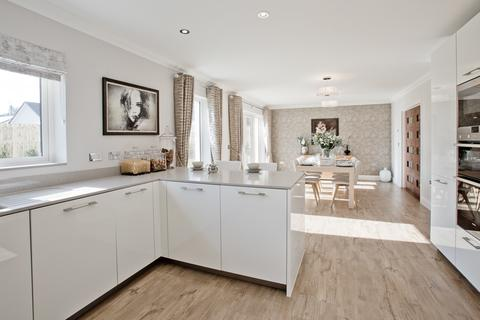 5 bedroom detached house for sale - Plot The Yew, Home 3 at The Grange, Hazledene Drive, Aberdeen AB15