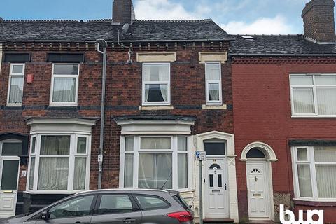 3 bedroom terraced house for sale - St. John Street, Hanley, Stoke-on-Trent, ST1 2HR