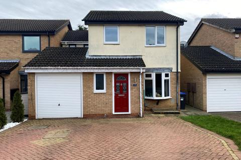 4 bedroom detached house for sale - Strelley Avenue, Wakes Meadow, Northampton NN3 9UH