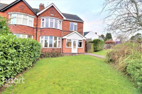 3 bedroom semi-detached house for sale - Vicarwood Avenue, Darley Abbey.