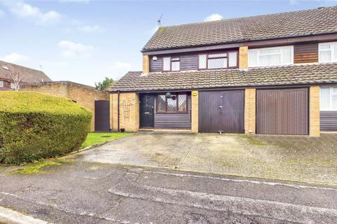 3 bedroom end of terrace house for sale - Tithebarn Grove, Calcot, Reading, RG31