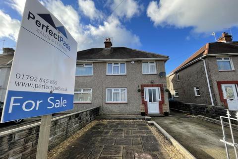 3 bedroom semi-detached house for sale - Brynteg, Clydach, Swansea