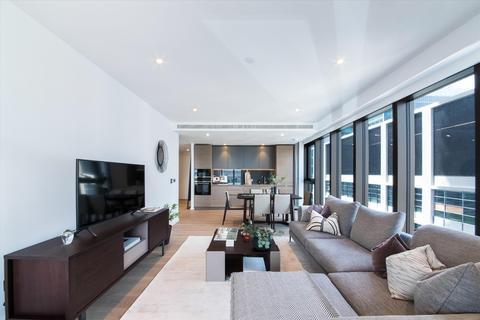 2 bedroom flat - George Street, Canary Wharf, London, E14