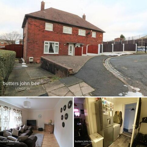 3 bedroom semi-detached house for sale - Hillside Avenue, Stoke-On-Trent