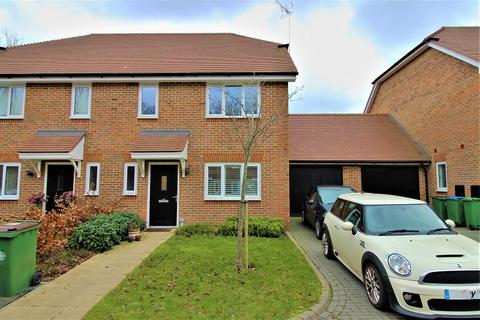 3 bedroom semi-detached house for sale - Mole Crescent, Kilnwood Vale, Faygate, West Sussex. RH12 0AT