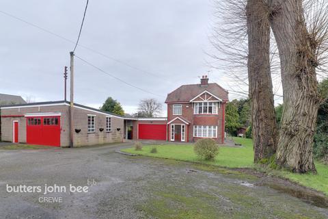 3 bedroom detached house for sale - Sydney Road, Crewe
