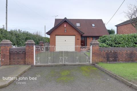 4 bedroom detached bungalow for sale - Sydney Road, Crewe