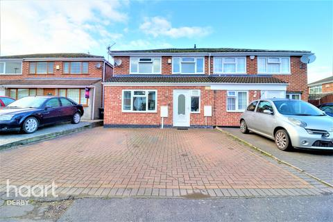 3 bedroom semi-detached house for sale - Hathern Close, Sunny Hill
