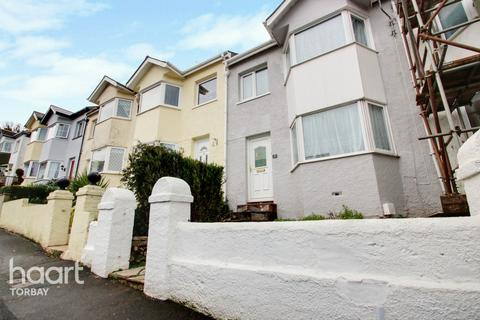 3 bedroom terraced house - Dower Road, Torquay