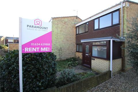 3 bedroom terraced house to rent - Thorpe Walk, Parkwood, Rainham, Kent, ME8