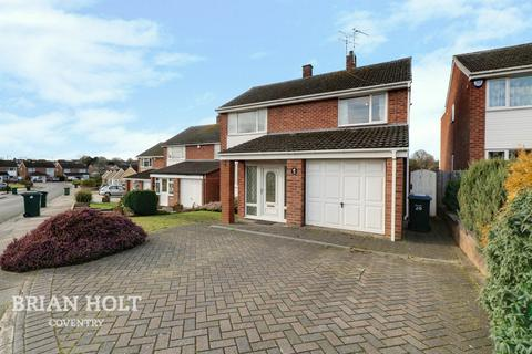 3 bedroom detached house for sale - Wade Avenue, Coventry