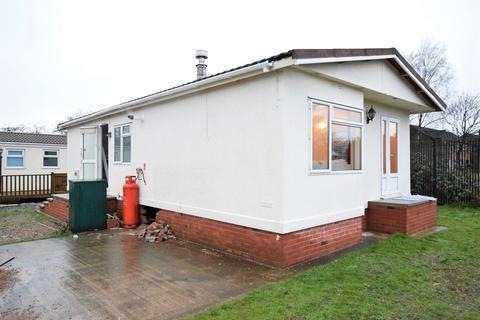 2 bedroom park home for sale - Manifold Park Caravan Site, Manifold Road, Scunthorpe, DN16 2RG