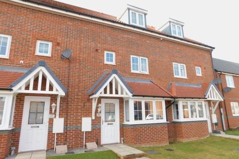 4 bedroom terraced house for sale - MORGAN DRIVE, SPENNYMOOR, SPENNYMOOR DISTRICT