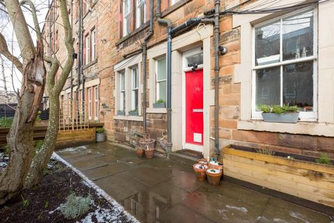 1 bedroom ground floor maisonette for sale - 39A Gibson Terrace, EH11 1AS