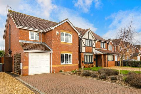 4 bedroom detached house for sale - Mercia Close, Quarrington, Sleaford, NG34