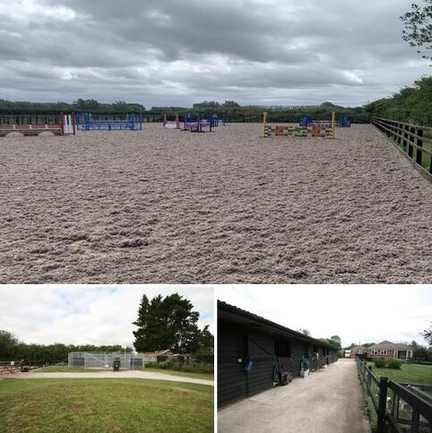 4 bedroom equestrian property for sale - Poppies Farm, Isleham
