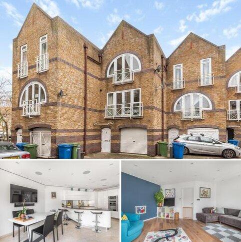 4 bedroom townhouse for sale - Eleanor Close, Surrey Quays