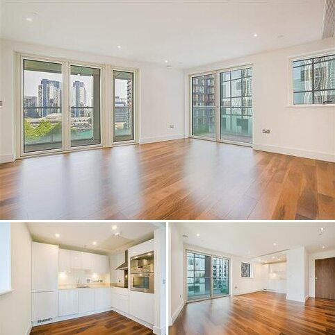 2 bedroom flat to rent - Talisman Tower, Lincoln Plaza, Nr Canary Wharf, London, E14