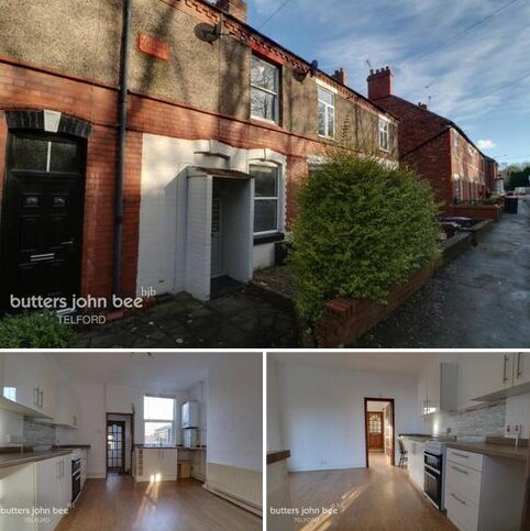 2 bedroom terraced house for sale - Holyhead Road, Telford