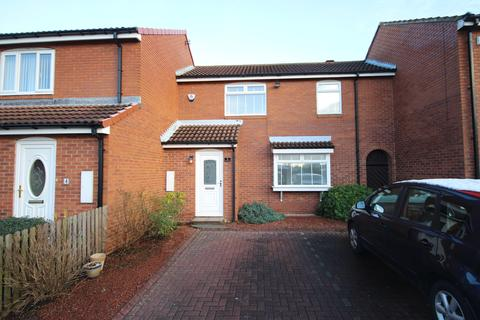 2 bedroom terraced house for sale - Woodhall Court, Seaton Delaval, Whitley Bay, NE25 0BX